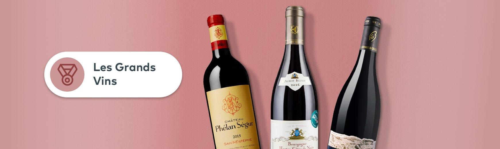 Les grands vins