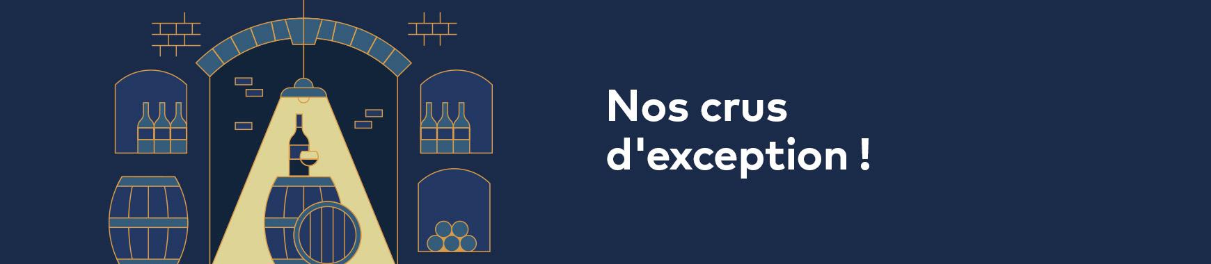 Crus d'exception