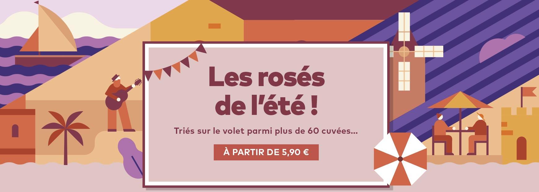 Les Rosés