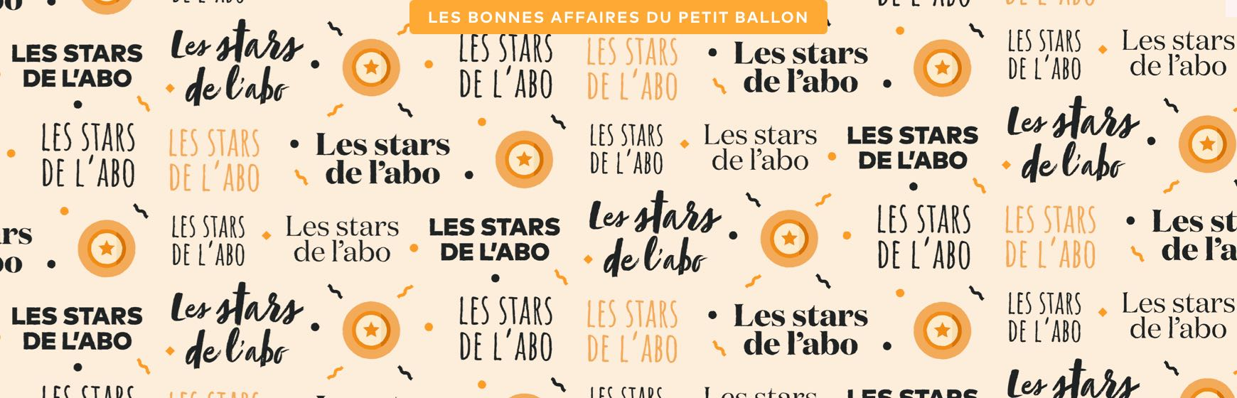 Les stars de l'abo