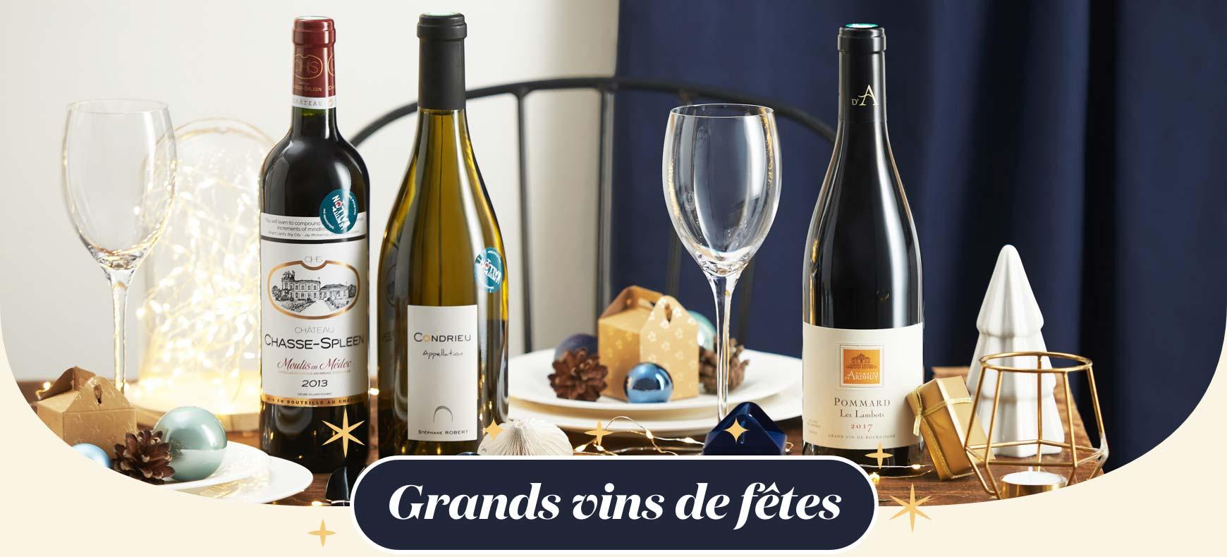 Grands vins de fête