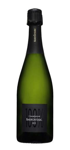 Champagne 100% Noir
