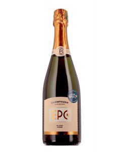 Maison Champagne EPC - Blanc rosé
