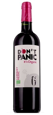 Don't Panic it's Organic - Cabernet Franc 100%