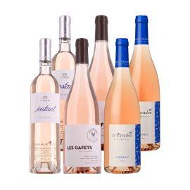 Rosés d'apéro - 6 bouteilles