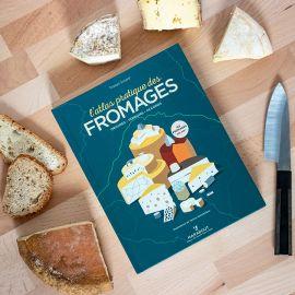 """Livre """"Atlas pratique des fromages"""""""