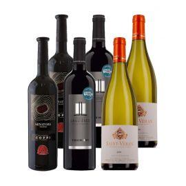 Trio belles appellations - 6 bouteilles