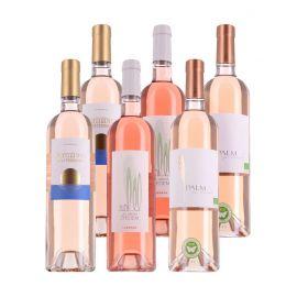 Rosés bio - 6 bouteilles
