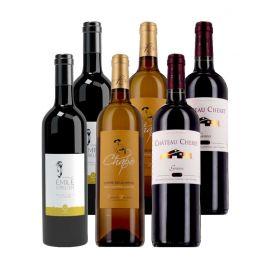 Trio Bordeaux - 6 bouteilles