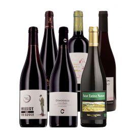 Vins Méthode Nature - 6 bouteilles