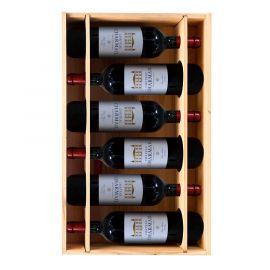 Château Charmail 2014 - 6 bouteilles & Caisse bois