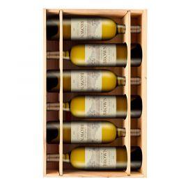 Château Brown 2018 - 6 bouteilles & Caisse bois