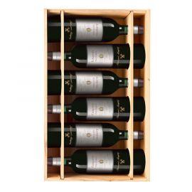 Clémentin de Pape Clément 2014 - 6 bouteilles & Caisse bois