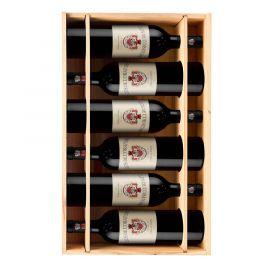 Clos de L'Oratoire 2016 - 6 bouteilles & Caisse bois