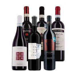 Découverte de l'Italie - 6 bouteilles