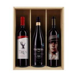 Caisse Tour d'Espagne - 3 bouteilles