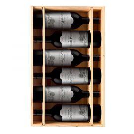 Château Grand Pontet 2018 - 6 bouteilles & Caisse bois