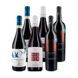 Sélection italienne - 6 bouteilles