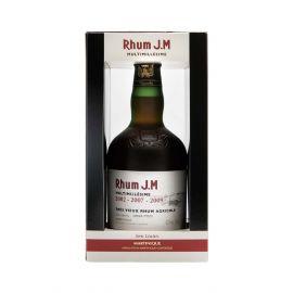 Rhum JM - JM Multimillésime 2002-2007-2009