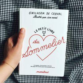 """Livre """"Le petit livre du sommelier"""""""