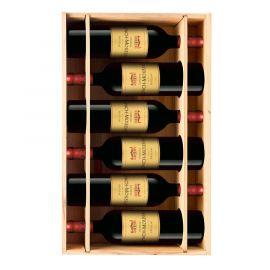 Château Lynch Moussas 2017 - 6 bouteilles & Caisse bois
