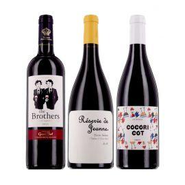 Nouvelles pépites - 3 bouteilles