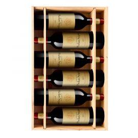 Château Phélan Ségur 2017 - 6 bouteilles & Caisse bois