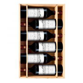 Château Pontet Canet 2014 - 6 bouteilles & Caisse bois