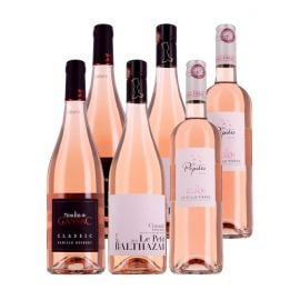 Rosés prix doux - 6 bouteilles