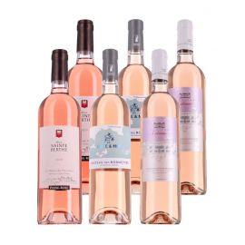 Rosés de Provence - 6 bouteilles