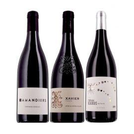 Trio du Rhône - 3 bouteilles