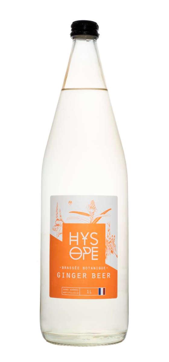 Hysope - Ginger Beer