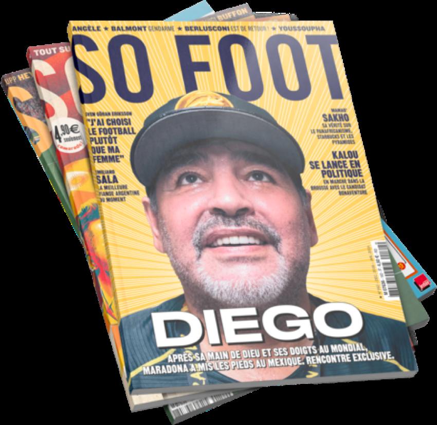 magazine SO FOOT