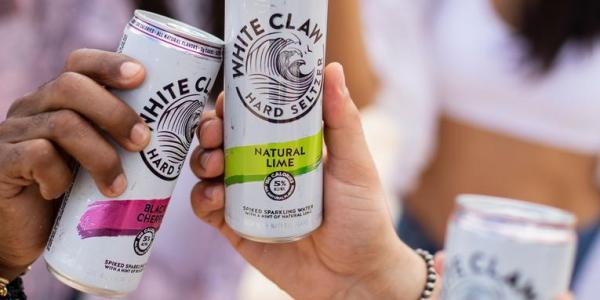 White Claw : la boisson qui met de l'eau dans son vin
