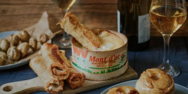 Pain perdu au Mont d'Or : le plat indécent de l'hiver