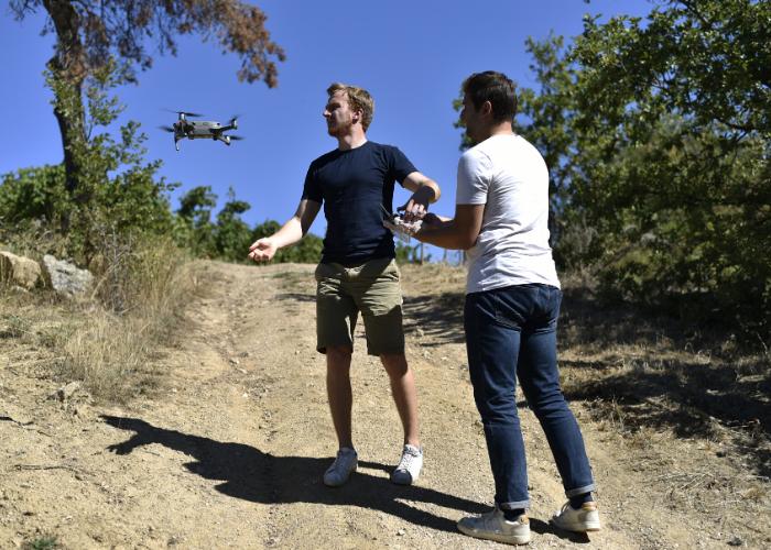 laurent masure drone