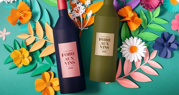 Catégorie Foire aux vins